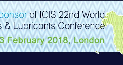 Shamrock official sponsor of ICIS 22nd World Base Oils & Lubricants Conference