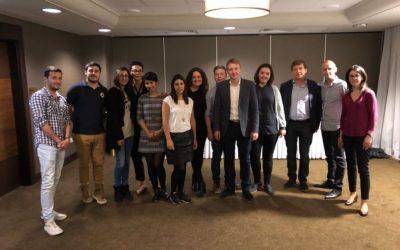 Shamrock Strategy Team Meeting