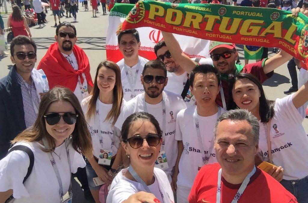 Celebrating sports and diversity