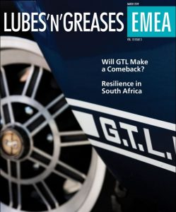 South Africa's Lubricants Market Bounces Back