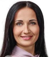 Valerija Birjukova Shamrock Oils team